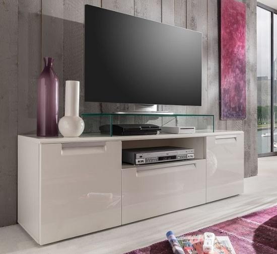 Komoda in televizija