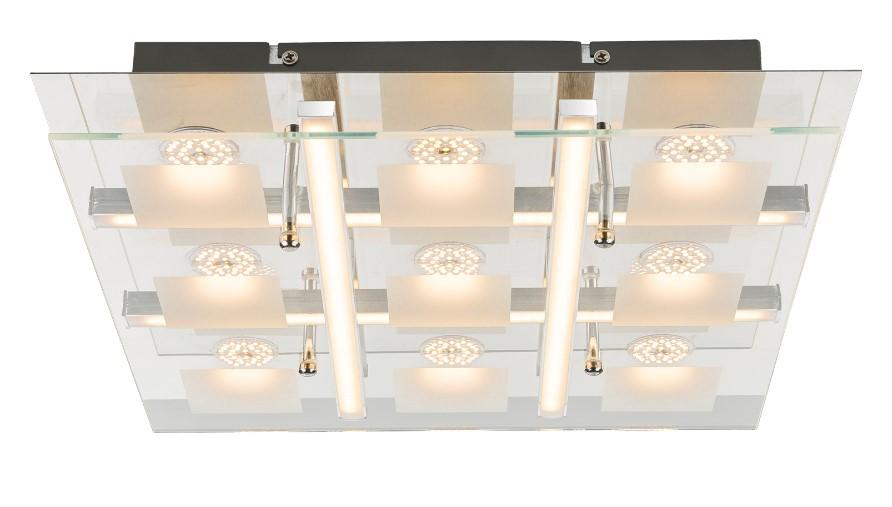 Dobra osvetljenost prostora s stropnimi svetili